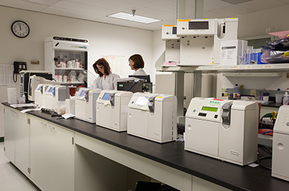 Blood gas analysis applications