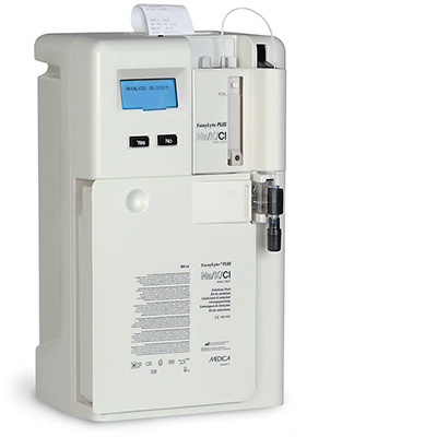 EasyLyte - electrolyte analyzer